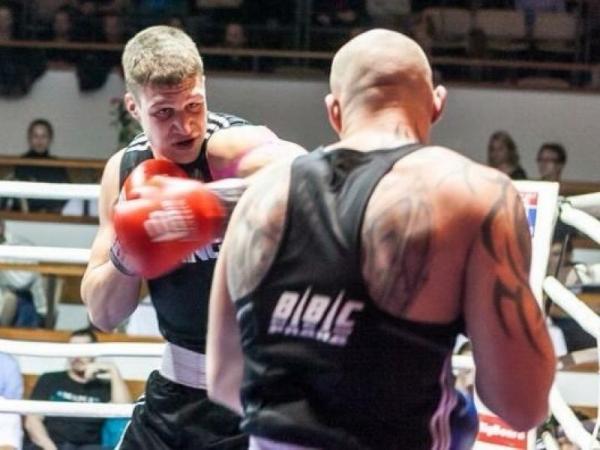 Trénink s boxerským šampionem Praha