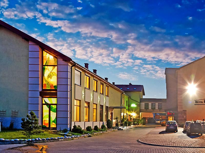 Krakov v hotelu s wellness a fitness neomezeně se snídaní i polopenzí