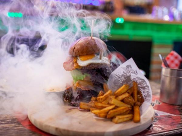 Hamburgerová výzva Praha