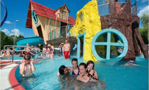 Park Inn Zalakaros Resort Spa **** - absolutní pohodlí přímo v maďarských lázních Zalakaros