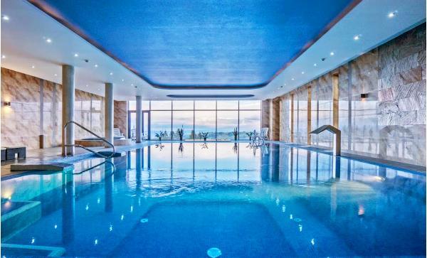 Relax v hotelu Bachledówka & SPA s polopenzí a nádherným výhledem na Tatry z bazénu