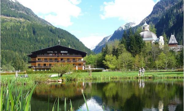 Oblíbený rakouský Bad Gastein a hotel HAAS *** se snídaní, dítětem do 6 let zdarma a dalšími výhodami