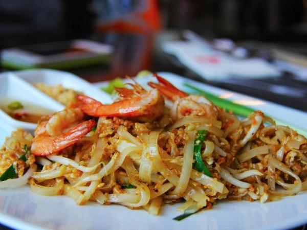 Kurz thajské kuchyně Praha