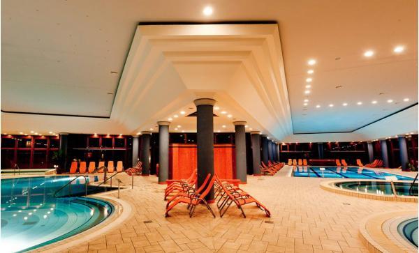All inclusive pobyt s neomezeným wellness v 4* hotelu Greenfield v oblíbených lázních Bükfürdő a 2 děti do9 let zdarma