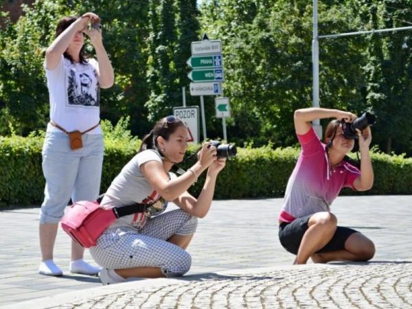 Fotografem za 2 dny Praha