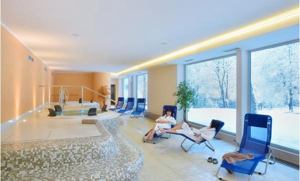Pohodová dovolená v hotelu Amantis Vital Sports s neomezeným vstupem do wellness, polopenzí a 2 dětmi zdarma včetně polopenze