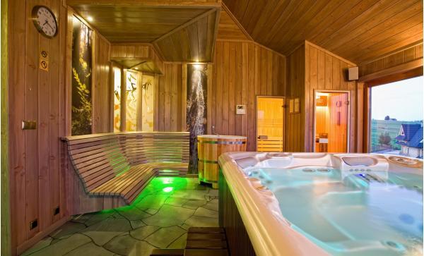 Výborně hodnocený polský hotel Redyk *** s polopenzí a neomezeným vstupem do SPA