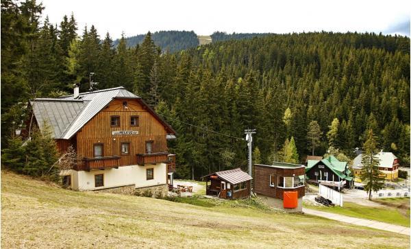 Horský penzion Melkus*** pro 2 osoby se snídaní, slevovou kartou na atrakce v Peci pod Sněžkou a výhledem na krkonošská panoramata