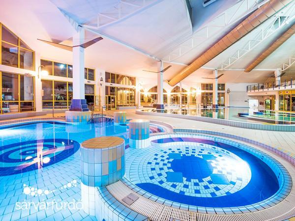 Sárvár ve 4* hotelu Park Inn s all inclusive nebo polopenzí a termály neomezeně