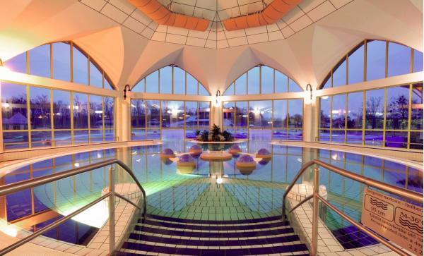 All inclusive v oblíbeném Hotelu Park Inn **** Sárvár v termálních lázních s neomezeným wellness až do dubna 2021