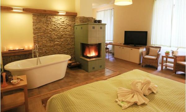 Úžasný odpočinek s wellness a polopenzí v hotelu Líšeňský Dvůr v krajině Žďárských Vrchů