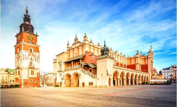Hotel Wyspianski *** v centru Krakova jen 5 minut chůze od hlavního náměstí