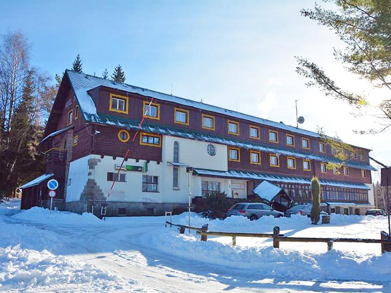 Jizerské hory v hotelu s polopenzí a hodinou sauny zdarma – platí po celý rok 2020