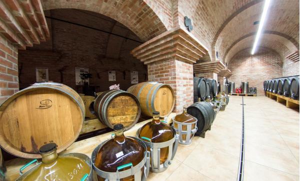 Vinařský pobyt na Moravě pro dva s polopenzí: varianty s wellness, degustací i komentovanou prohlídkou vinařského muzea
