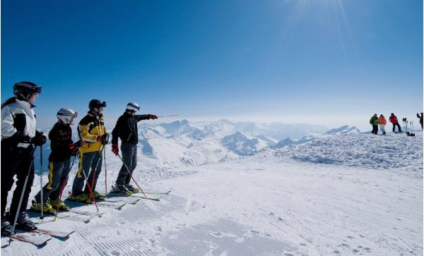 Alpské lyžování v lázeňském hotelu Margarethenbad **** v Rakousku s polopenzí a wellness