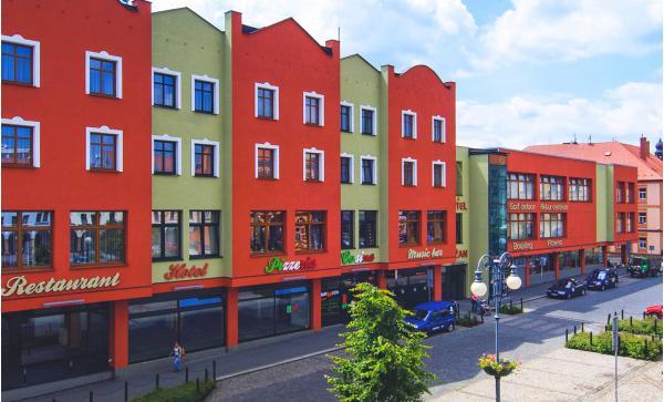 České Švýcarsko v Hotelu Lužan**** s polopenzí, saunou a procedurami