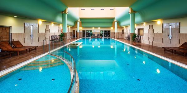 Luxusní pobyt na jižní Moravě v hotelu Savannah**** s polopenzí a neomezeným vstupem do Wellness & Spa centra