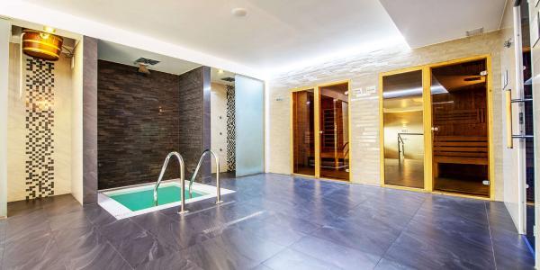Wellness pobyt ve Vysokých Tatrách v hotelu Lučivná***