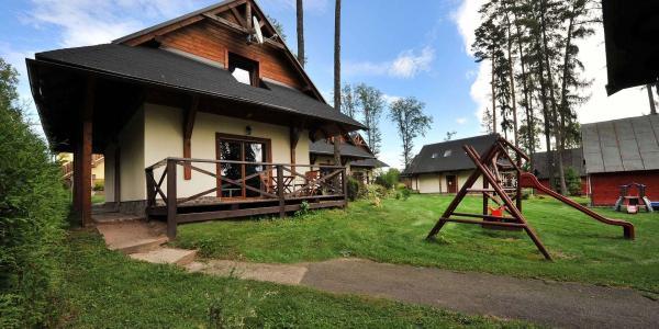 Chaty a domky Aplend pro 4 osoby přímo ve Vysokých Tatrách se saunou a množstvím slev