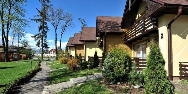 Dovolená ve Vysokých Tatrách s ubytováním ve studiích nebo apartmánech Aplend