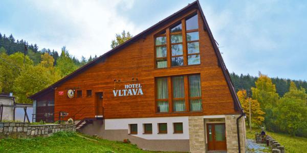 Krkonošský pobyt v hotelu Vltava s polopenzí a privátním wellness pro 2 + 2 děti do 15 let zdarma