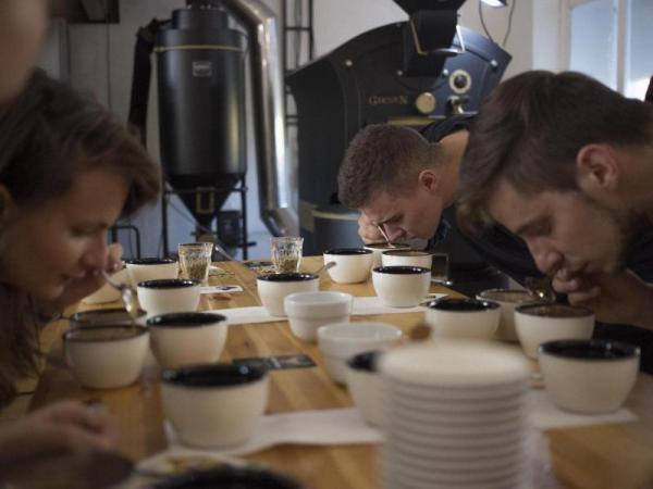 Degustace kávy v pohodlí domova Celá ČR