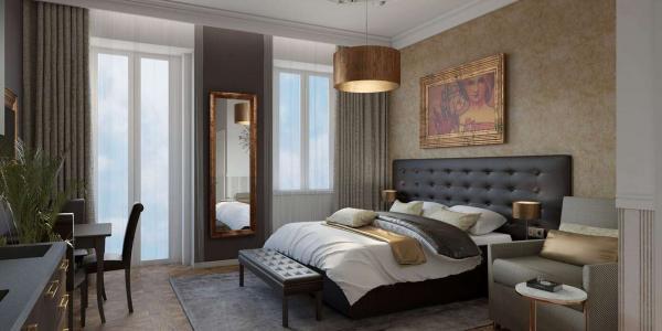 Užijte si večer na lodi i stylové secesní prostředí v Hotelu Alfons v centru Prahy se snídaní