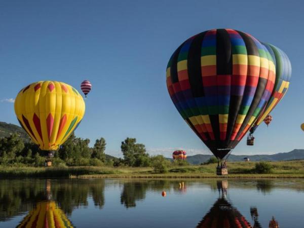 Soukromý let balónem