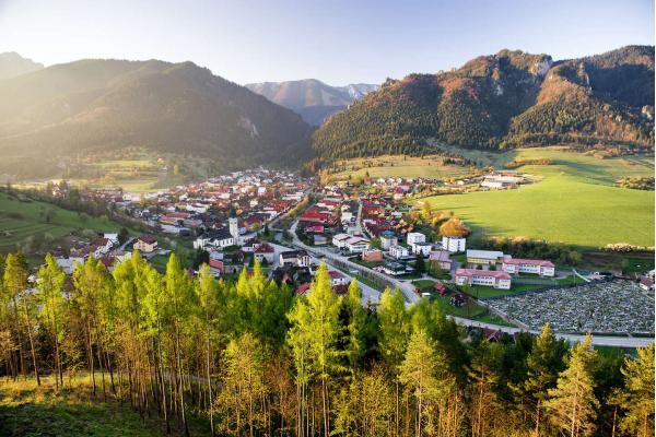 Objevte Terchovou v penziónu Goral. Jeden z nejkrásnějších krajů Slovenska