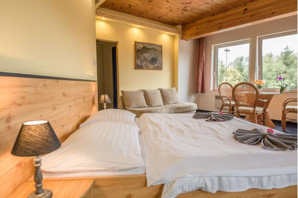 Beskydy v Hotelu Bečva s polopenzí, infrasaunou, zázemím pro sport i pro děti a platností do prosince 2020