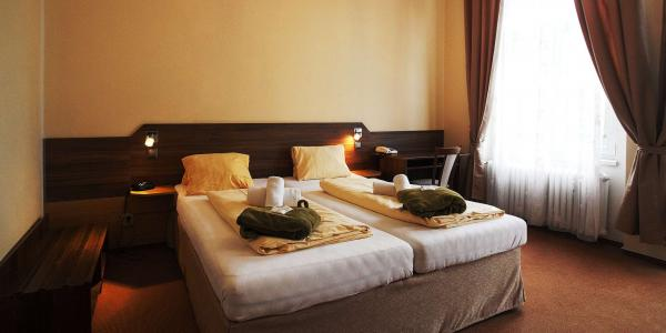 Hotel Sevilla*** ve Františkových Lázních s polopenzí a procedurami dle zvolené varianty