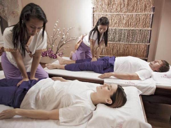 Kurz thajské masáže včetně občerstvení a olejové masáže