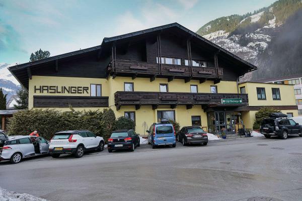 Útulný alpský penzion Haslinger v Salzburgu se saunou