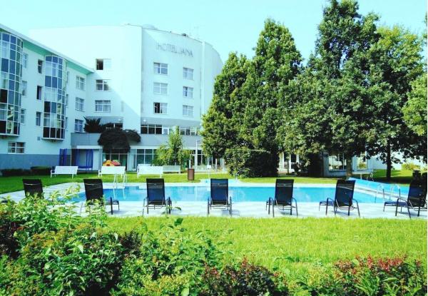 Skvělý odpočinek v hotelu Jana**** v Přerově s neomezeným wellness, bowlingem a stravou dle zvolené varianty