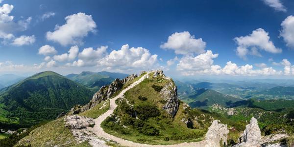 Odpočinek v Zázrivé v penzionu Solisko *** s polopenzí a s nádhernými panoramatickými výhledy