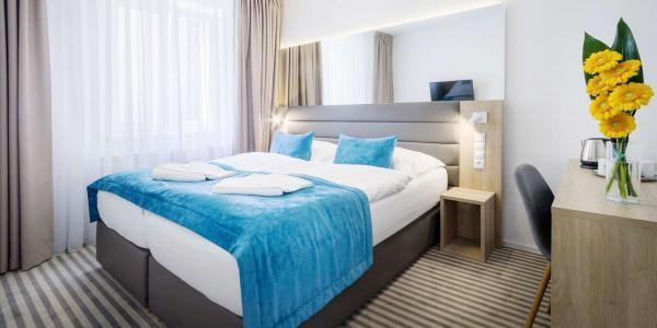 Komfortní pobyt v hotelu White Lion **** přímo v centru Prahy (extra dlouhá platnost)