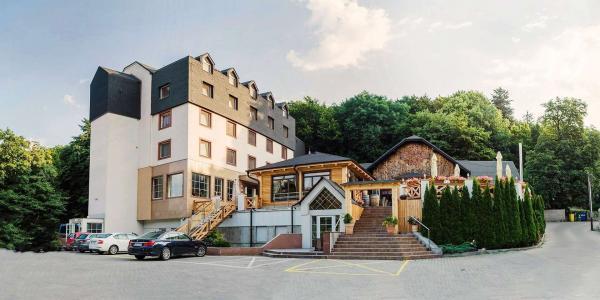 Bratislavský hotel West **** v lůně přírody na Kolibě a zároveň jen 12 minut autem od centra