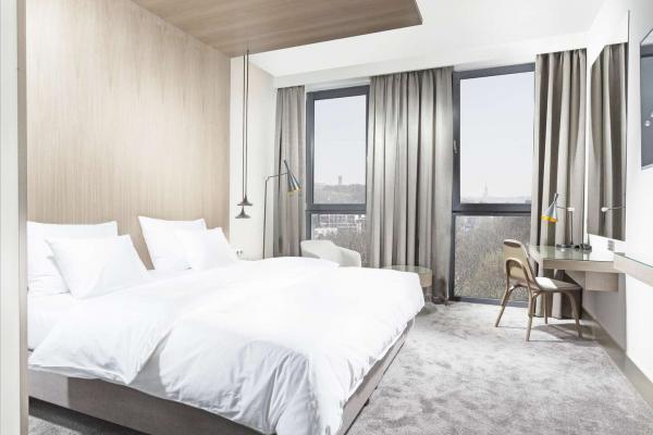 Luxusní Hotel Golf**** jen pár minut od pražského centra se snídaní a slevou na wellness procedury