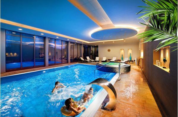 PARK**** u řeky Orava s neomezeným wellness jako jeden z nejlépe hodnocených hotelů