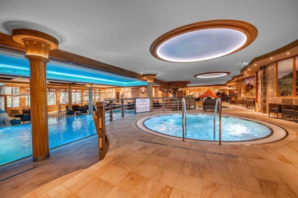 Rodinný pobyt v Aqua Sport Hotel *** s neomezeným vodním a saunovým světem, dětským centrem a stravou