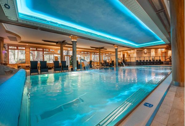 Wellness ve Sportcentru Púchov - vstupy do vodního a saunového světa