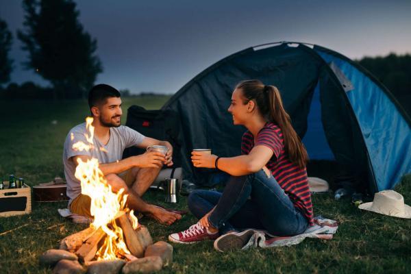 Letní pobyt v Duchonka Camping s koupáním a turistikou
