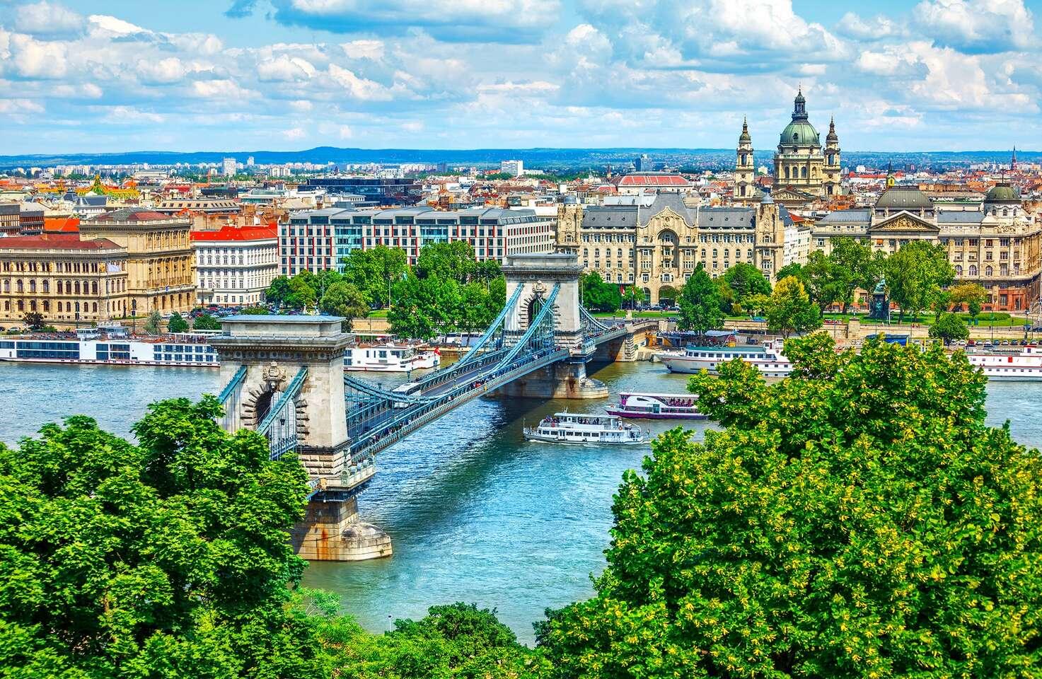Hostel Budapest City s až 2 dětmi do 17 let zdarma - ideální startovací bod přímo v centru