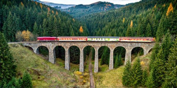Holiday Resort Telgárt mezi třemi národními parky a jen 4 minuty pěšky od slavného viaduktu