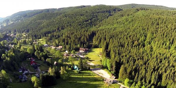 Podzimní dovolená v hotelu Maxov v krajině Jizerských hor s polopenzí a saunou do září 2020