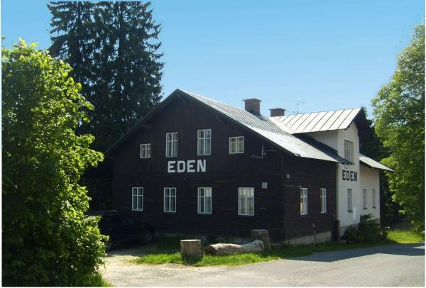 Skvělý odpočinek v Harrachově v penzionu Eden s polopenzí, možností půjčení kol a platností do listopadu 2020