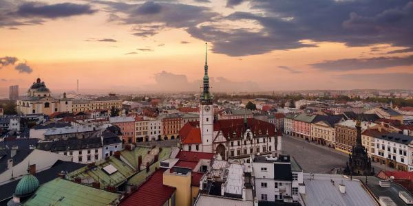 Dovolená v hanácké metropoli s pohodlím hotelu Milotel *** s Olomouc region Card na 48 hod ZDARMA při ubytování v létě