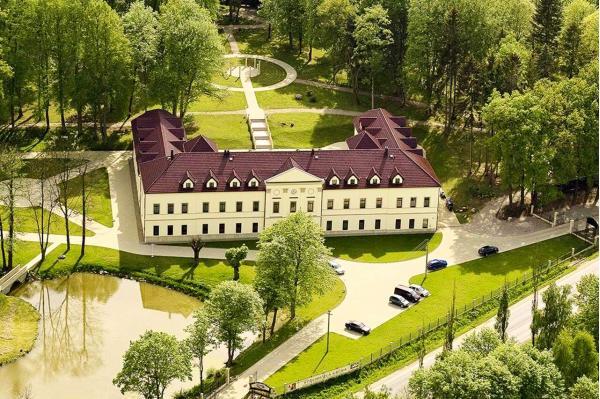 Romantický pobyt v Chateau Kynšperk s neomezeným wellness a polopenzí