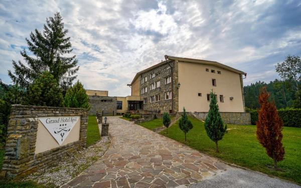 Grand Hotel Spiš ***: Jeden z nejlepších východisek za krásami Slovenského ráje