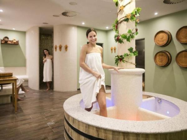Vinařský pobyt v hotelu Wine Wellness Hotel Amande